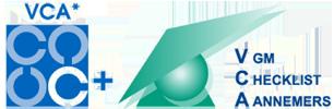 VCA Ster Certificering